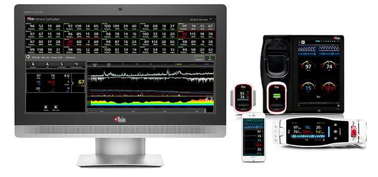 Masimo - Patient SafetyNet Monitoring System