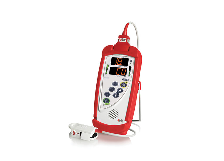 Masimo - Easy to use Rad-57® handheld Pulse CO-Oximeter®