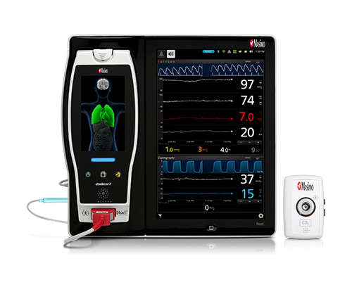 Masimo - Root with NomoLine Capnography